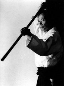 AIKIDO CONFLUENCE LYON - Nobuyoshi TAMURA SHIHAN