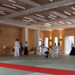 Aïkido Lyon Confluence Halle aux FLeurs
