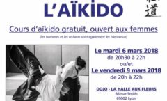 Journée internationale des femmes 2018-AIKIDO-LYON-CONFLUENCE